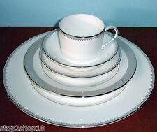 Vera Wang Wedgwood Grosgrain 5 Piece Place Setting Dinnerware Set New In Box