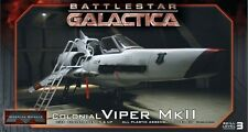 Battlestar GALACTICA-Colonial Viper MKII 1:32 Scala MOEBIUS Models KIT IN PLASTICA