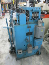 Littell No308 7 Adjustable Roll Continuous Straightening Machine 062 Capacity