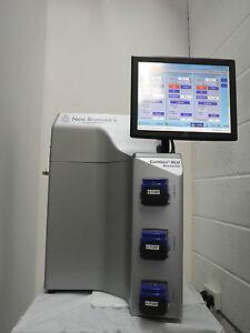 Eppendorf Nuevo Brunswick Celligen Blu Fermentación Bioreactor