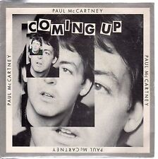disco 45 GIRI Paul McCARTNEY COMING UP - LUNCH BOX - ODD SOX