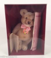 "❤️Vintage Steiff Replica 1953 Jackie Teddy Bear  🐻 10"" ~  0190/25 ~ COA ~ NEW❤️"