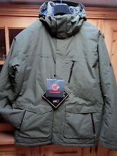 Mammut gore tex chaqueta, XXL, 56/58 moderno verde manglar 450 € 0189