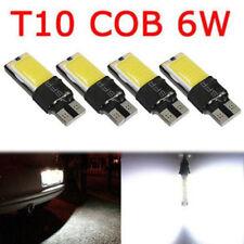 4PCS T10 W5W 168 194 5W LED COB No Error Canbus Side Lamp Wedge Light Bulb White