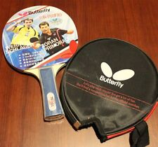 Butterfly Table Tennis Bat / Paddle with Case: TBC-201, TBC201, MELBOURNE