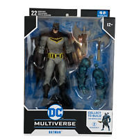 McFarlane Toys Batman Dark Knights Metal Figure BAF The Merciless DC