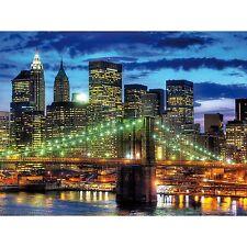 Puzzle ravensburger 1500 pièces-New york City skyline (12637)
