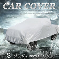 S 210D Oxford Fabric Outdoor Pickup Car Cover Snowpoof Rain UV Heat Resistant