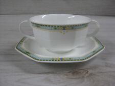 Villeroy /& Boch V/&B Heinrich Blue Elegance Untertasse für die Kaffeetasse 15 cm
