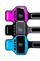 Ultimate iPhone 5, 5s, 5c Supreme Quality Jogging Running Gym Cycling Armband