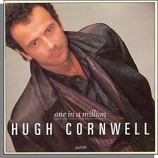 "Hugh Cornwell - One in a Million + Siren Song - 1985 UK 7"" 45 RPM Single!"