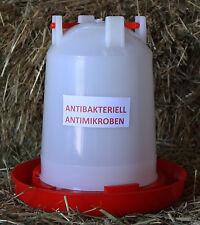 1 Liter Stülptränke ANTIBAKTERIELL Geflügeltränke Kükentränke Hühnertränke
