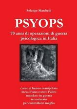 Psyops by Solange Manfredi (2015, Paperback)