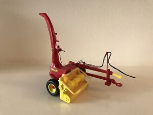BRITAINS FARM TOYS New Holland Forage Harvester Conversion for Tractor ONE OFF!