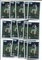 (16 Card) 2010 Bowman Chrome Draft Prospects Matt Harvey Rookie Lot #BDPP84