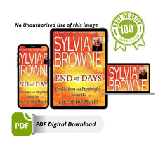 End of Days Predictions and Prophecies About End of World Sylvia Browne [PDF]
