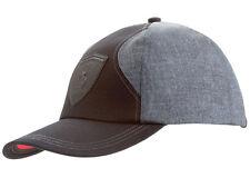 AUTHENTIC PUMA SCUDERIA FERRARI SHIELD CAP 2 TONE BLACK 565450 01