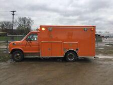 ambulance 7.3 liter Idi diesel 1991 Ford E350 40,500 miles