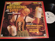 "WALTER OSTANEK BAND<>GERMAN BEER DRINKING<>12"" Lp Vinyl~Canada Pressing~AXO 1605"