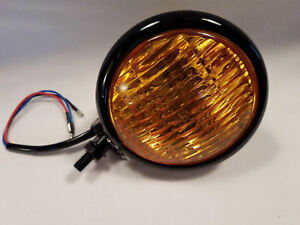 4.5 Inch Cafe Headlight Triumph Cafe Racer Harley Bobber