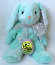 Ty Buddy Plush Bunny Named Hippity & Ceramic Egg w/ Flower Seeds To Plant