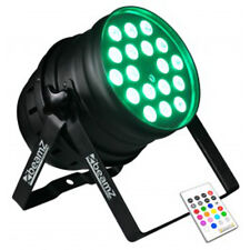 BeamZ Effetto Luce LED PAR64 18x10W RGBW