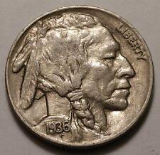1936 Buffalo Nickel 0574