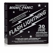 Manic Panic Flash Lightning Complete Hair Lightening Bleach Kit 30 Volume
