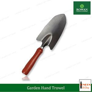 Steel Garden Hand Trowel UK Garden Tools Gardening UK