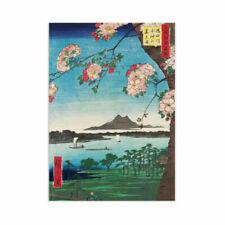 Hiroshige Landscape Art Prints