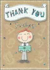 Thank You No Theme Cards and Stationery