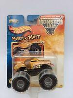 Hot Wheels Monster Jam Monster Mutt Small Hub Metal Base FREE SHIPPING