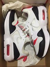 Nike Air Max Prime Size UK 7 Blanco/Rojo/Negro
