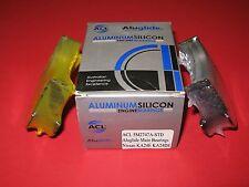 ACL 5M2747A-STD Main Crank Bearings for Nissan KA24DE KA24E 240SX S13 S14 KA24