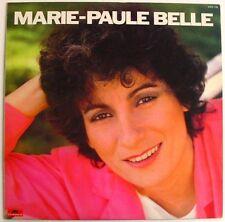 MARIE PAULE BELLE  (LP 33 Tours)  PATINS A ROULETTES