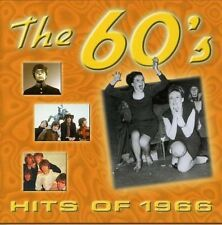 CD*HITPARADE 1966**THE SIXTIES-HITS OF 1966***NEU&OVP!!