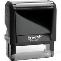 EMPLOYEE COPY office Stock Self Inking Rubber Stamp RED TRODAT 4913 Ideal 100