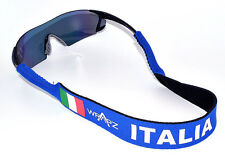 Wrapz ITALY Floating Neoprene Glasses Strap Head Band 45cm ITALIA  STRAP ONLY