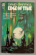 Edge of Time by David Grinnell (1958, Paperback)