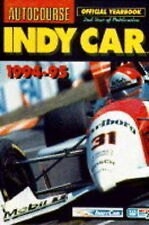 (Good)-Autocourse Indy Car Yearbook 1994-95 (Hardcover)--1874557853