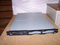 IBM X-Series X330 1U Pentium 3 Server 8674-31X 256MB