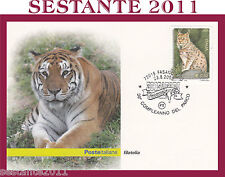 ITALIA MAXIMUM MAXI CARD 2003 ZOOSAFARI FASANOLANDIA A66