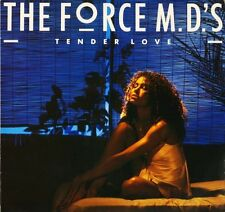 THE FORCE M.D.'s tender love ILPS 9837 uk island 1985 LP PS EX/EX
