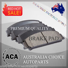 Front Brake Pads 1714 for Toyota Corolla Ascent & Seca ZZE122R 1.8L 2001 - 2007