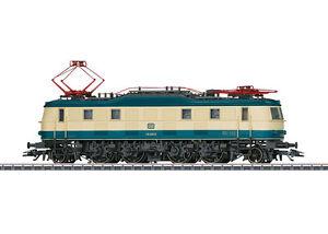 Märklin 37685 E-Lok BR 118 DB ozeanblau mfx+ Sound Metall #NEU in OVP#