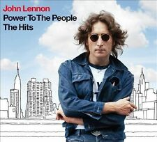 Power to the People: The Hits [Digipak] by John Lennon (CD, Oct-2014, Capitol)
