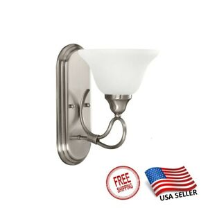 Kichler Lighting 5556AP Stafford Wall Sconce - Antique Pewter