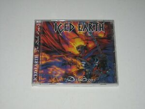 Iced Earth - The Dark Saga (Century Media Heavy/Power Metal CD - 1998)