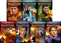 MacGyver DVDs Season 1, 2, 3, 4, 5, 6 or 7 Final Choice of Individual DVD Sets