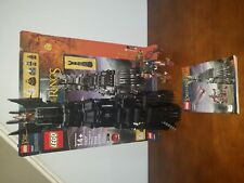 LEGO Lord of the Rings The Tower of Orthanc 10237 100% Complete Box instructions